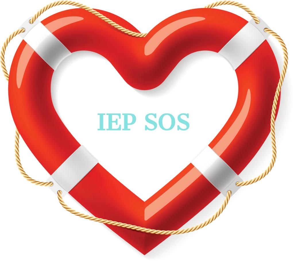 BOOK IEP SOS